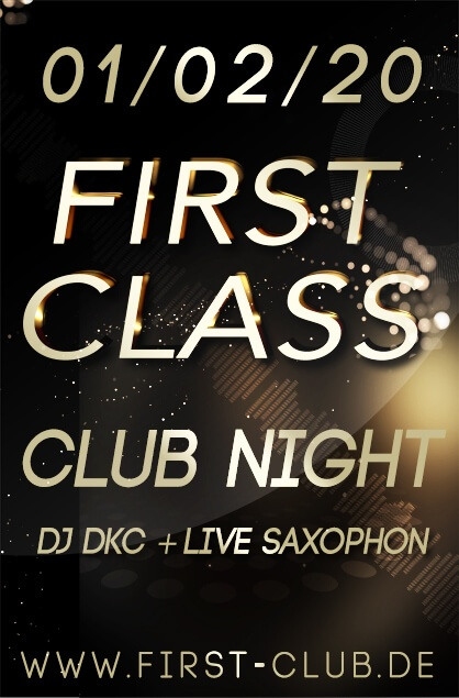 6 Jahre First Club - 01.02.20